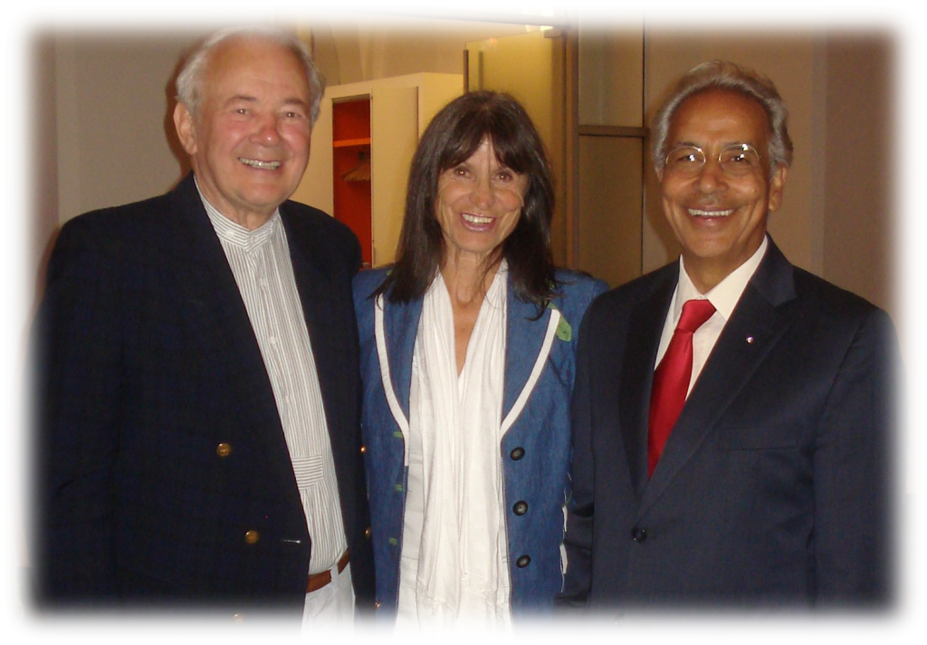 Willy, Marion, Ibrahim